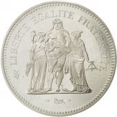Coin, France, 50 Francs, 1974, MS(65-70), Silver, KM:P509, Gadoury:223.P1