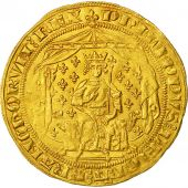 Coin, France, Philippe VI, Pavillon dor, AU(50-53), Gold, Duplessy:251