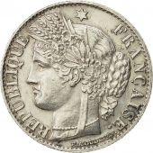 Coin, France, Cérès, 50 Centimes, 1882, Paris, MS(64), Silver, KM 834.1